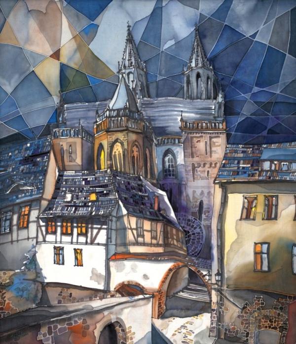Dom Magdeburg S. Böhm