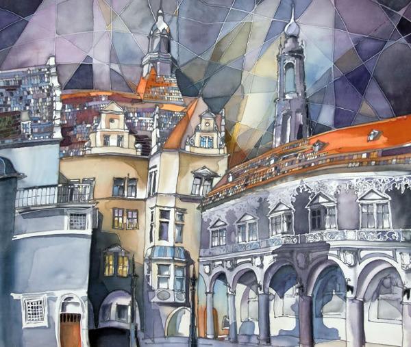 Stallhof Dresden S. Böhm