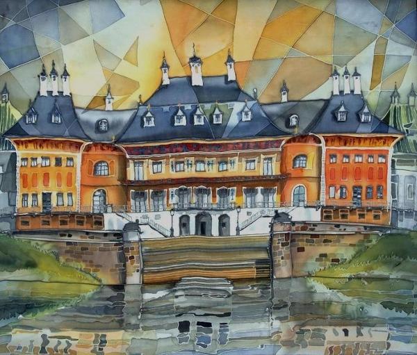 Schloss Pillnitz S. Böhm