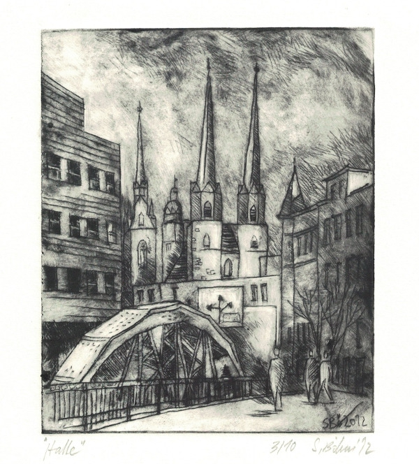 Blick auf die 5 Türme Sabine Böhm