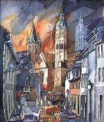 Dom Naumburg S. Böhm