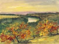Herbst in den Brachwitzer Alpen Steffen Gröbner