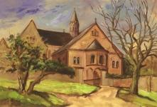 Stiftskirche Petersberg