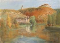 Freyburg-Schloss Neuenburg Peter Loose