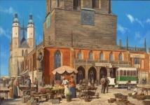 Handel am Rotem Turm Vadim Voitekhoivtch