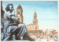 Rietscheldenkmal Dresden Claudia Meinicke
