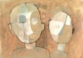 Vater und Sohn Dorothea Fuhrmann